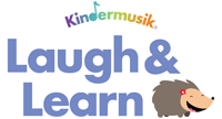 Kindermusik Laugh and Learn logo