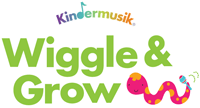 Kindermusik Wiggle and Grow logo